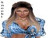 Avril Honey Ombre Hair