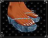 [DZ]Flower sandals