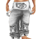 {M}White Tiger Jeans *F*
