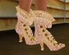 !Em Victorian Pink Boots
