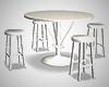 Table & Bar Stools Mesh