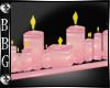 BBG*Rose candles