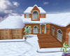 Country Christmas Home