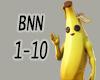 [NR]Banana Song 1-10