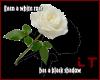White Rose Shadow