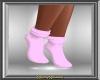 Pink Ankle Socks