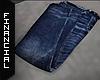 ϟ Folded Jeans