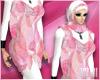 24:Muslimah Pink Dress
