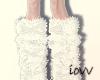 """Iv""""Fur Leg"""
