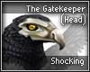 Gatekeeper Hawk Head