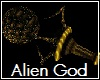Alien God Golden Scepter