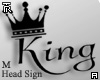 KING HEAD MEN VIP