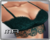 MR:Cute Bustier Teal