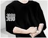 💖 Sleeve Black (無)