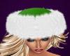 Christmas Hat Green
