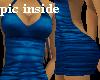 ! Mini Dresse Blue Night