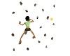 kids add on rock climb