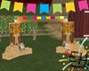 Altar Casamento Junino