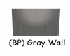 (BP) Gray Wall