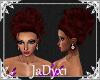 hs Elvira Dark Red Hair