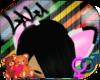 ~L~ Neon Tiger Ears