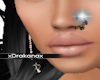 *Dk* Nose percing deriva
