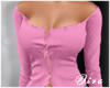 ♔Charm Blouse Pink