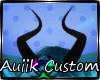 Custom  Quinny Horns v2