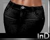 IN} Black Skinny Jeans