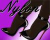 JAe SoKate Nylon Dark