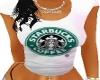 *MZKIM* Starbucks tee