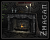 [Z] DR Fireplace antique