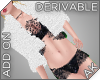 ~AK~ Layerable Fur Coat