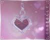 M~ Valentine's Earrings
