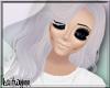 deores hair ; lavender