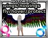 Rave Angel Wings
