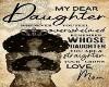 Dear Daughter Queen ART