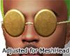 :: #51 M for Mesh Head