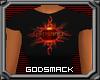 Godsmack Rock-T (F)