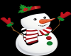 LWR}Xmas Snowman 3d