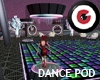 SciFi Dance Pod