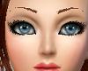 Remove eye makeup Pale