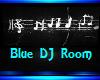 Blue/Black DJ Room
