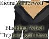Blackling Velvet (thigh)