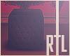 R| LR Pouf Seat
