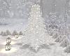 Sparkle Snow Tree
