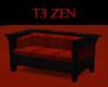 T3 Zen Passion Love Seat
