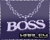 ! BOSS Necklace