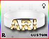 ☢! Ari Collar Gold