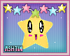 ! KIDS Yello Kawaii Star